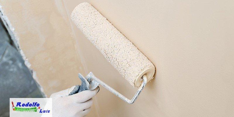 Preparar a parede para a pintura
