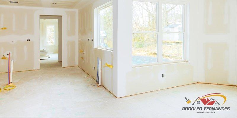 remodelações de casas