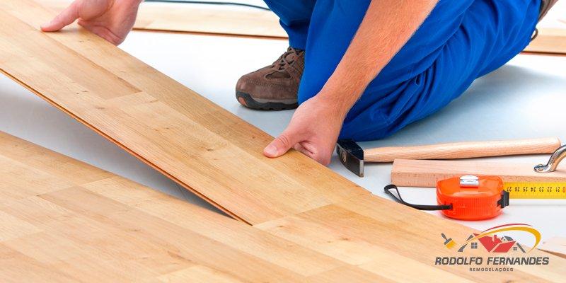 5 Razões para colocar piso flutuante na sua casa