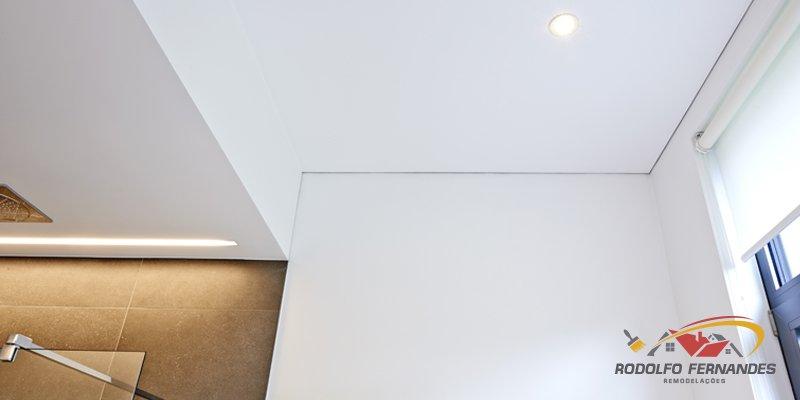 Para que serve um teto falso?